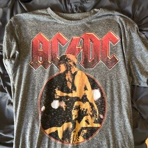 Vintage AC/DC graphic tee